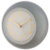 One Six Eight London Emily Wall Clock Grey 21cm 22139 3