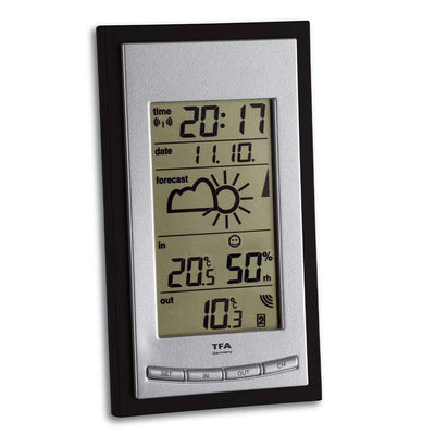 TFA Germany Diva Base Digital Wireless Weather Station 15cm 35.1068.IT 1