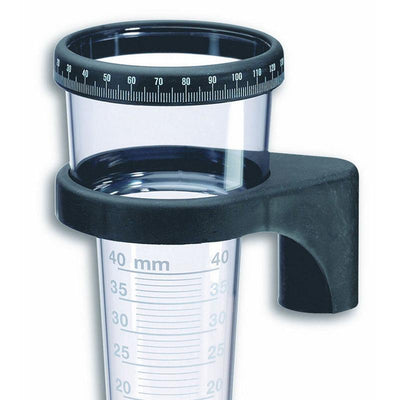 TFA Germany Gerald Analogue Rain Gauge 21cm 47.1001 2