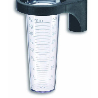 TFA Germany Gerald Analogue Rain Gauge 21cm 47.1001 3