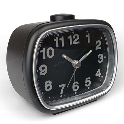 TFA Germany Herbert Alarm Clock Black 60cm 60.1017.01 3