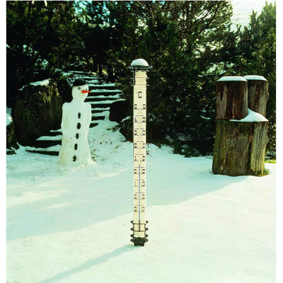 TFA Germany Jumbo Analogue Outdoor Garden Spike Thermometer 115cm 12.2002 5