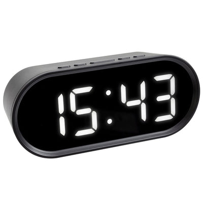 TFA Germany Reese Digital LED Temperature Alarm Clock 15cm 60.2025.01 1