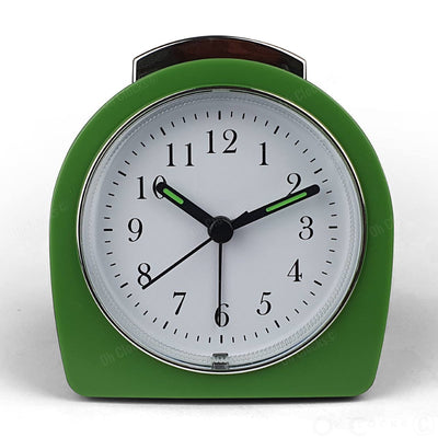 TFA Germany Retro Alarm Clock Green 9cm 60.1021.04 2