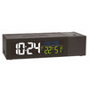 TFA Germany Show Projection and USB Charging Digital Alarm Clock Black 17cm 60.5014.01 1