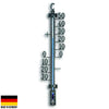 TFA Germany Teo Classic Outdoor Metal Thermometer Antique Tin 28cm 12.5001.50 1