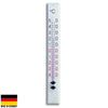 TFA Germany Tyler Indoor Outdoor Metal Thermometer White 81cm 12.2015 1