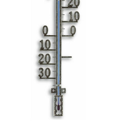 TFA Germany Tyson Classic Outdoor Metal Thermometer Antique Tin 41cm 12.5002.50 3