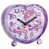 TFA Germany Unicorn Kids Alarm Clock Pink 11cm 60.1015.12 1