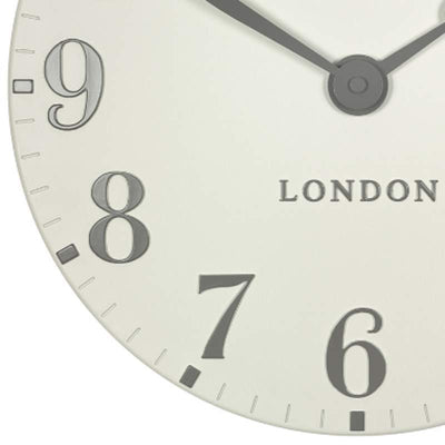 Thomas Kent Arabic Wall Clock Double Cream 31cm KC12174 3