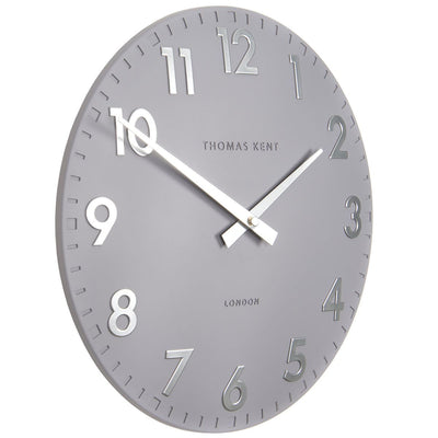 Thomas Kent Camden Wall Clock Blueberry 31cm CA12202 1