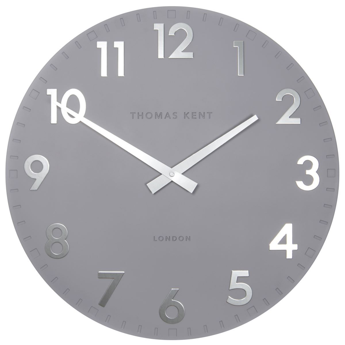 Buy Thomas Kent Camden Wall Clock Blueberry 51cm Online