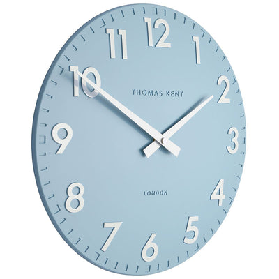 Thomas Kent Camden Wall Clock Sea Blue 31cm CA12208 1