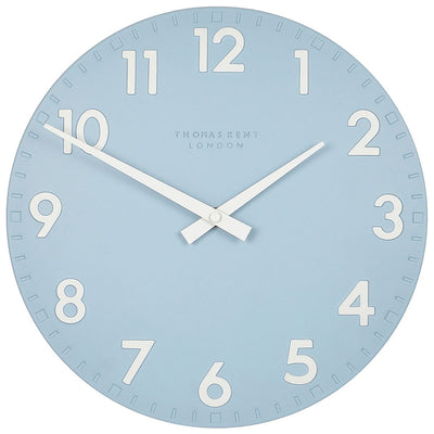 Thomas Kent Camden Wall Clock Sea Blue 31cm CA12208 2