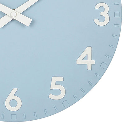 Thomas Kent Camden Wall Clock Sea Blue 31cm CA12208 4