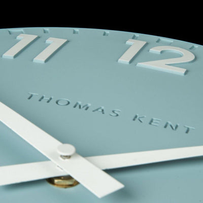 Thomas Kent Camden Wall Clock Teal 31cm CA12206 4
