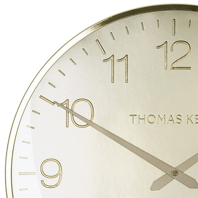 Thomas Kent Greenwich Morning Gold Wall Clock Gold 41cm CA16250 4
