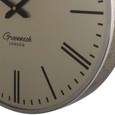 Thomas Kent Greenwich Parisian Wall Clock Gold 41cm LCL0126 3