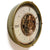 Victory Hestia Metal Moving Gears Wall Clock 60cm CCM-1711 1