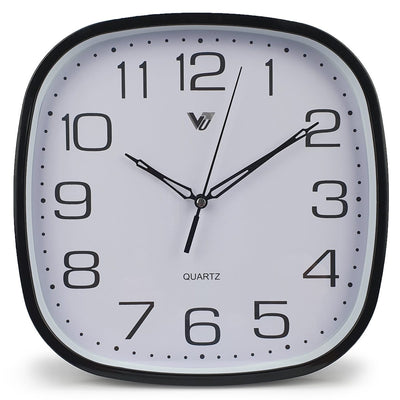 Victory Isaac Wall Clock Black 25cm CWH 6559Black 3