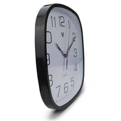 Victory Isaac Wall Clock Black 25cm CWH 6559Black 4
