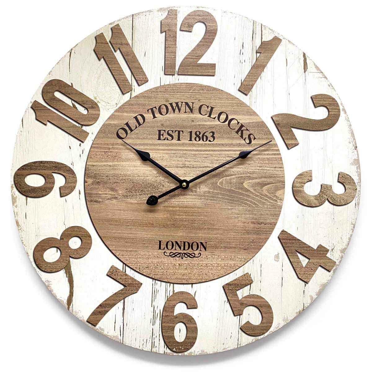 Victory Old Town London Wall Clock 58cm CHH-144 1