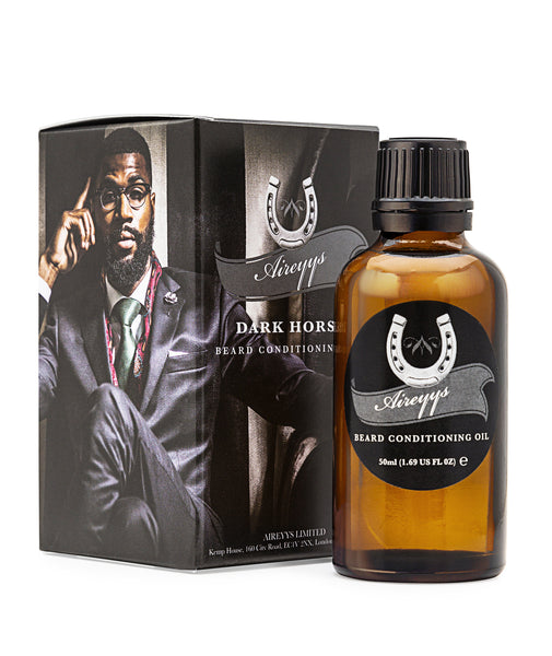Aireyys - Dark Horse Beard Oil