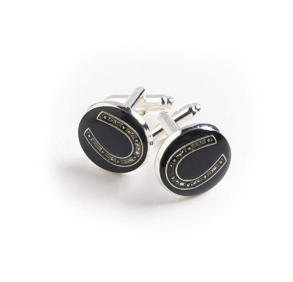 Aireyys - Horseshoe Cufflinks