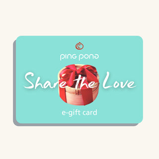 Ping Pong e-gift card