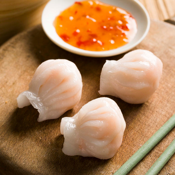 Traditional Prawn Har Gau (Gluten Free)