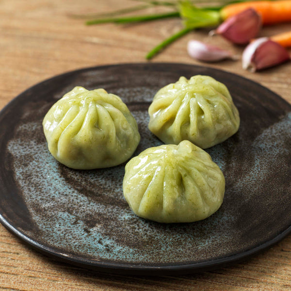 Spicy Vegetable Dumpling (Vegan & Gluten Free)
