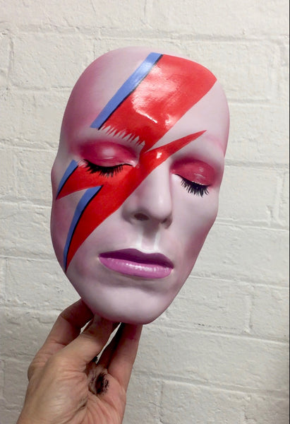 Bowie-Iconic Make-Up