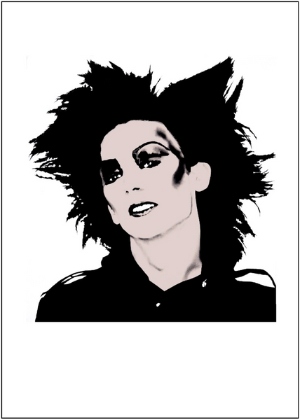 'Boy George 1979' Limited Edition Fine Art Print