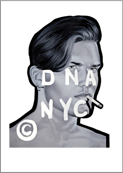 'DNA / NYC' Limited Edition Fine Art Print