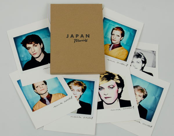 'Japan Polaroids' Limited Edition Box Sets