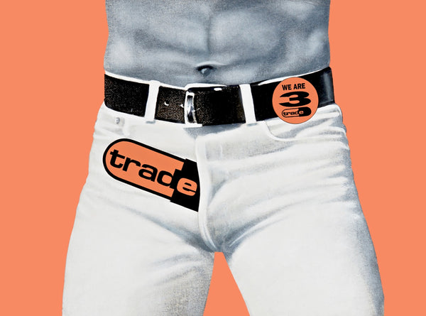 'Trade Jeans Crotch' Limited Edition Fine Art Print