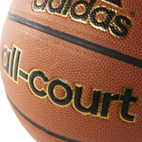 Adidas All Court Prep Basketball Ball Tan
