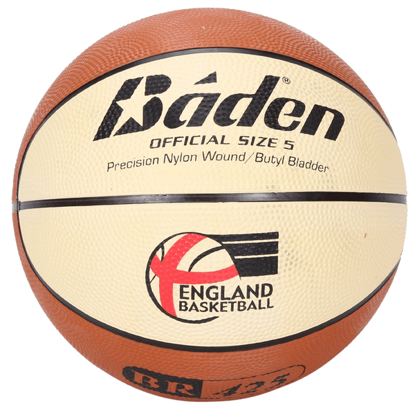 Baden Elite Replica England Team Basketball EB Logo Indoor & Outdoor