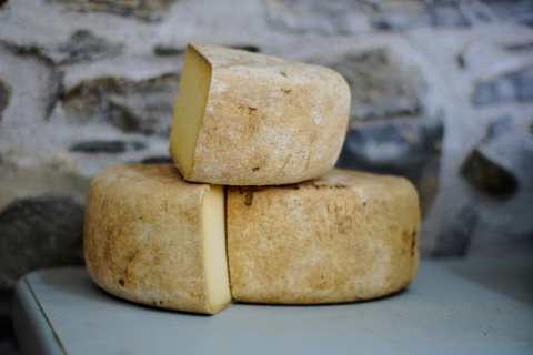 B12 found in cheese can help your body's recovery from running and training.