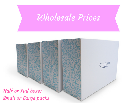 Wholesale - 1/2 or Full box of 12 or 20 liner packs