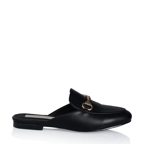 Olivia Black Loafer