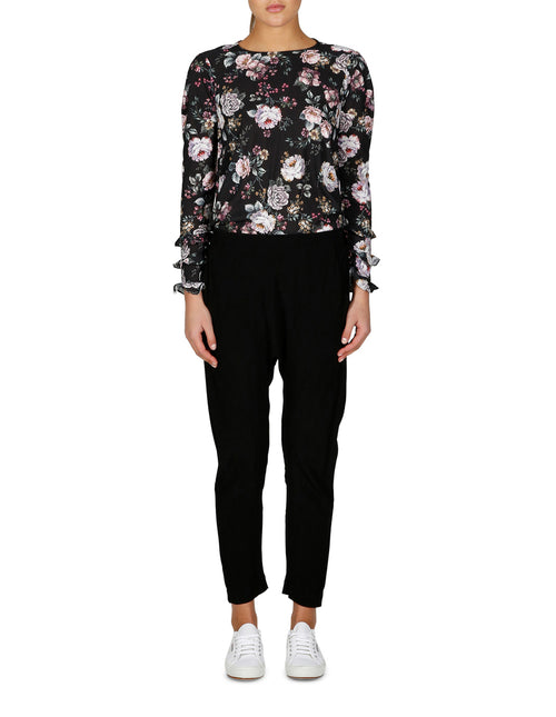 Raven Slouch Pant