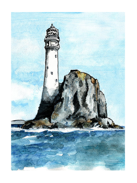 Crookhaven Fastnet Lighthouse