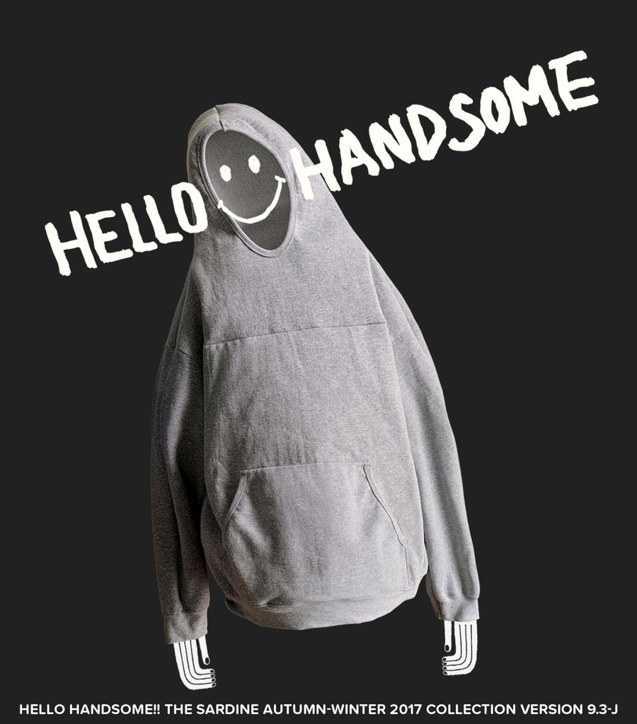 【Store Event】SARDINE HELLO HANDSOME