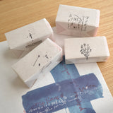 hase rubber stamp