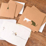 siroriss | Cutout Envelope and Card Set [Cat's Greeting]