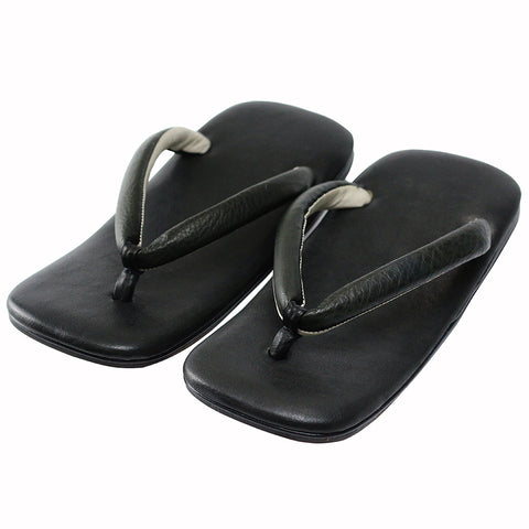 Setta men's leather flipflop