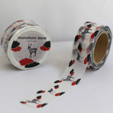 monokoto washi tape DEER