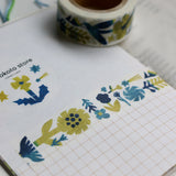 monokoto store washi tape Flowers