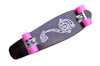"Ridge Polynesia Dark Dye 27"" Mini Maple Longboard Cruiser Skateboard"